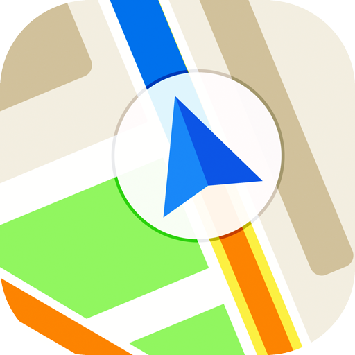 Icon for Offline GPS & maps without internet
