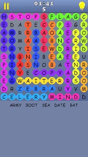 Word Search, Play infinite number of word puzzles