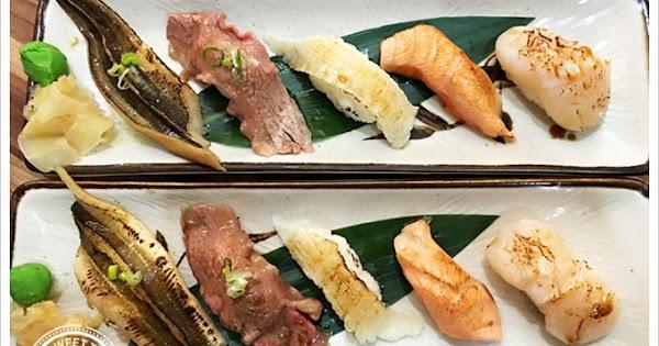 知高壽司-高雄超實在的握壽司店