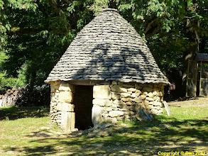 Photo: Les cabanes du Breuil