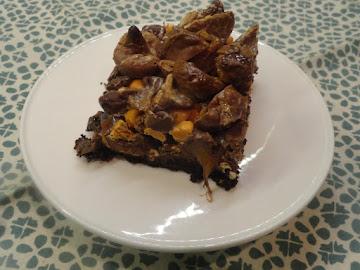 7 Layer Salted Caramel Chocolate Bars Recipe