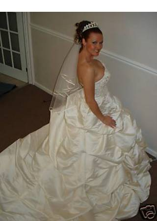 Used Plus Size Bridal Gowns