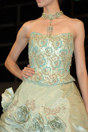 bridal gown 2010 expensive design