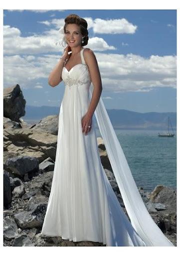 Beach 0004 Bridal Gown, Wedding Dress