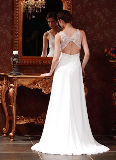 K13 Ivory Wedding Gown Bridal Dress