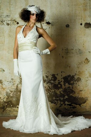 Modern Wedding Dress Design