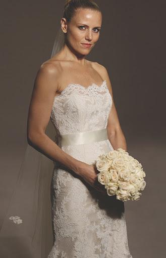 Romona Keveza [L196] Lace  Wedding Gown