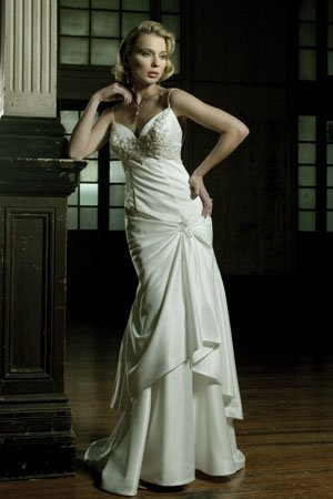 informal-bridal-gown-wedding-dress
