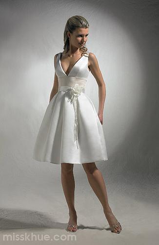 Wedding Dresses For    In Canada : Short wedding dresses canada overlay