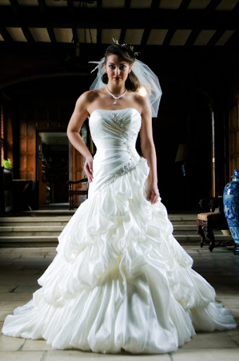 1864 The Wedding Dress Bridal Gown By Femme Couture