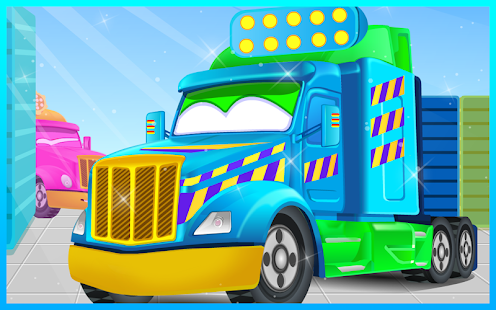 Truck Car Wash- screenshot thumbnail