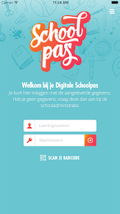 Digitale Schoolpas- screenshot thumbnail