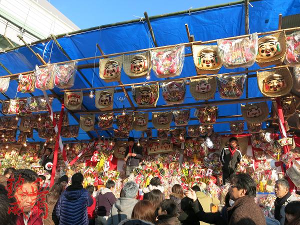 日本紀行:今宮戎神社(十日戎與福娘)@ 大阪