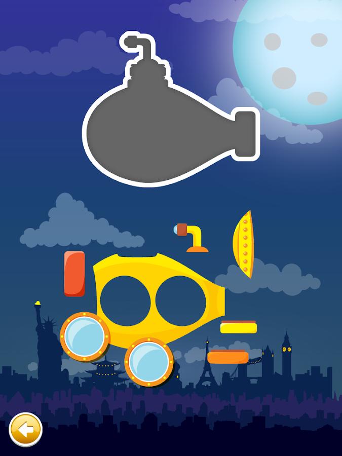 Box Toys Puzzles - screenshot