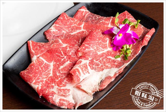 旗山錢源日式涮涮鍋霜降牛肉