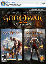 God of War 1 & 2   PC Collection