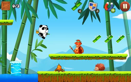 Running Panda In Jungle World  screenshots EasyGameCheats.pro 5