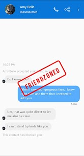 Friendzoned : Sms Game App Download For Android and iPhone 2