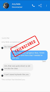 Game Friendzoned : Sms Game APK for Windows Phone