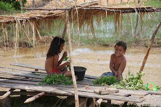 Photo: Laos Reisen, Alltag Kong Island