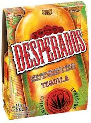 Desperados Tequila Original Beer - 3 x 330ml