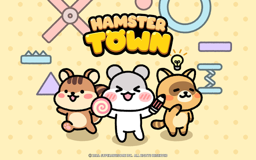 Hamster Town, the cutest drawing puzzle game ever screenshots 16