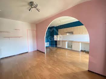 Appartement 3 pièces 58,21 m2