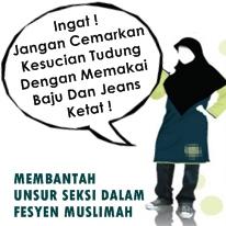 Wanita Melayu Akhir Zaman