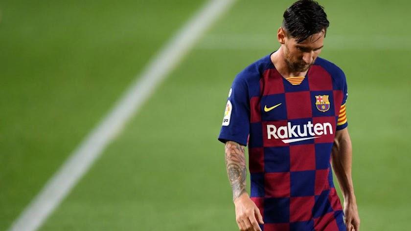 Messi no se ha presentado a las pruebas médicas.