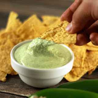 Cilantro Jalapeno Dip Recipes