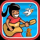 音乐拼图 - 趣味童装 icon