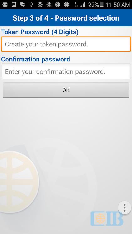 CIB OTP Token – (Android Apps) — AppAgg