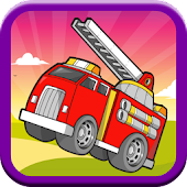 Fire Truck Game: Kids - FREE!