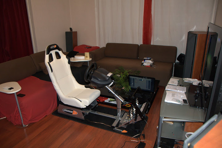 Volant Thrustmaster T500 RS - Forum Gran Turismo 5 (GT5) DSC_0612