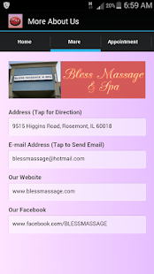 Bless Massage & Spa- screenshot thumbnail