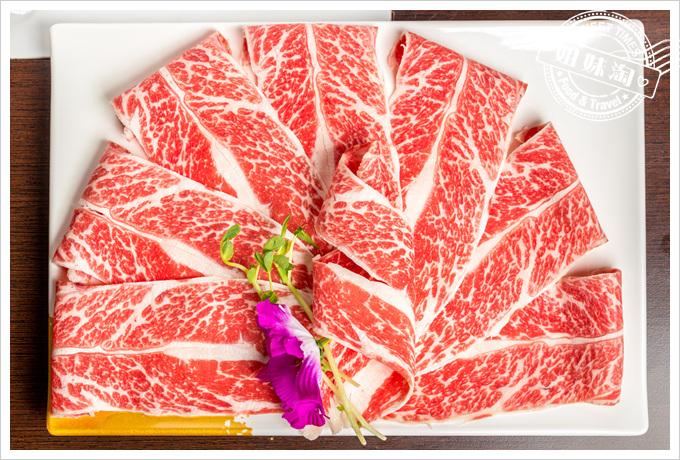 旗山錢源日式涮涮鍋招牌牛肉鍋安格斯牛小排