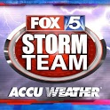 FOX 5 Storm Team Weather Radar icon