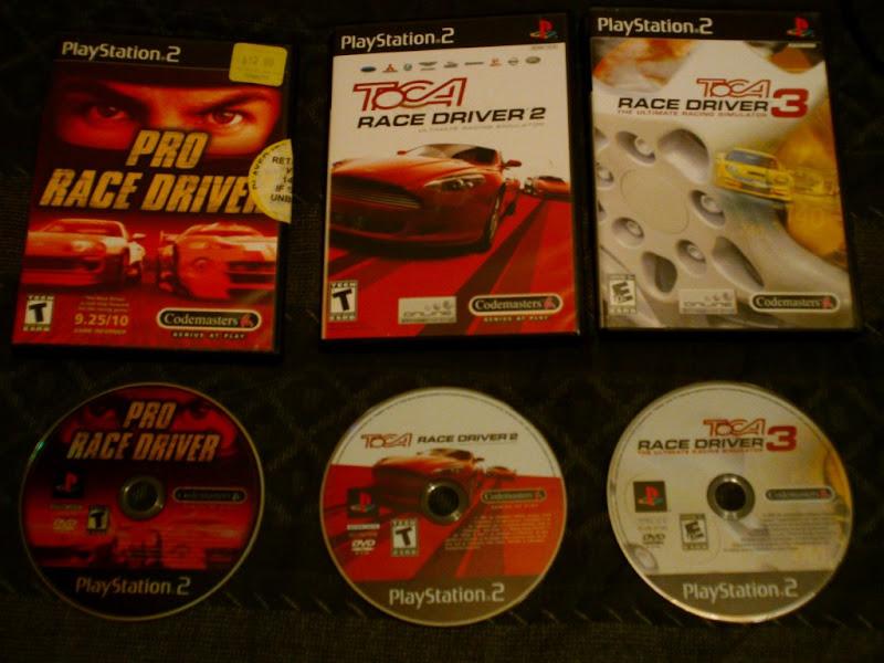 ToCA Race Driver Trilogy