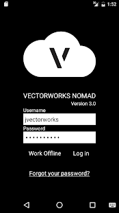 Vectorworks Nomad- screenshot thumbnail