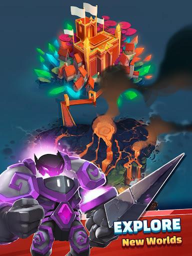 Super Spell Heroes - Magic Mobile Strategy RPG  screenshots 11