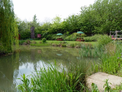 Our campsite fishing pond scunthorpe north lincolnshire for Stocked fishing ponds near me