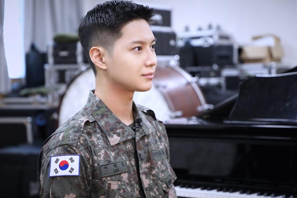 taem military side profile
