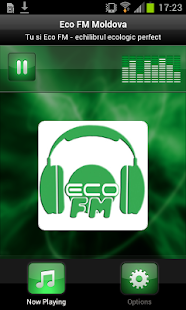 Eco FM Moldova- screenshot thumbnail