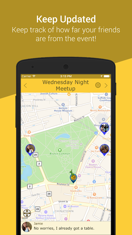 Mustard - Get Together Locator- screenshot