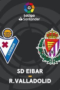 LaLiga Santander. Temporada 18/19. Eibar-Valladolid