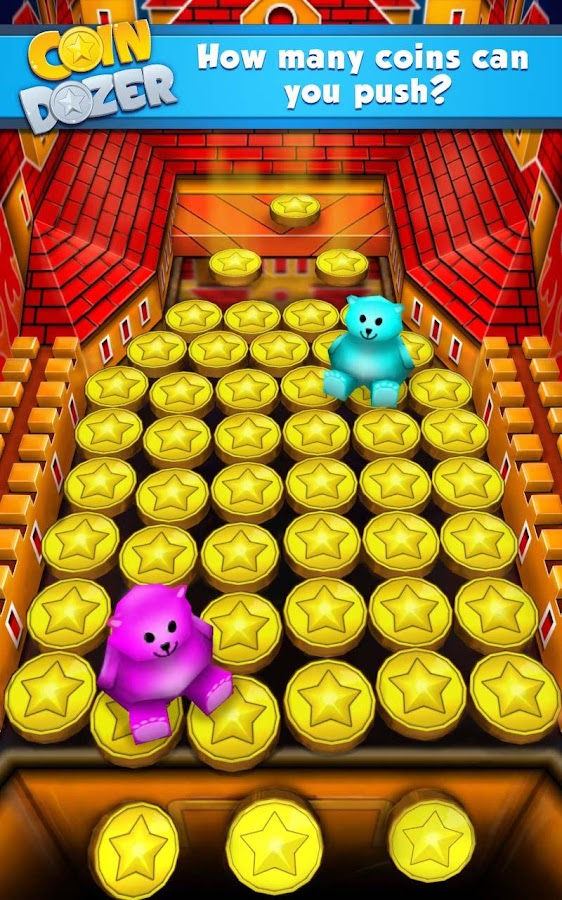 Coin Dozer - Free Prizes!- screenshot