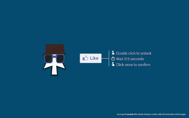 Accidental Likes Preventer for Facebook