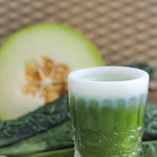 Toddler Approved Gaila Melon Green Juice (Gluten Free & Vegan)