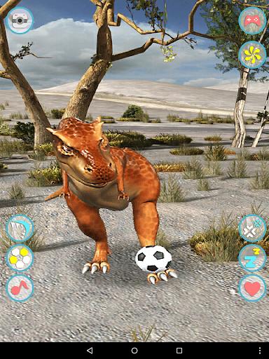 玩娛樂App|說話的霸王龍免費|APP試玩