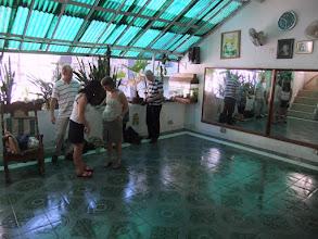 Photo: Preparing for dance class at Marisuri EBC